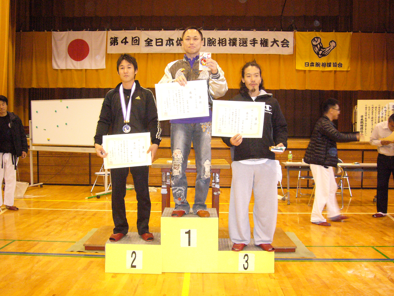 日本腕相撲協会主催 第4回全日本...
